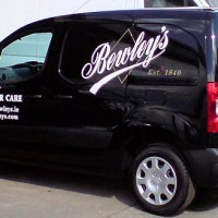 Cut Vinyl Graphics